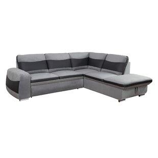 Johnathan Corner Sofa Bed By Metro Lane