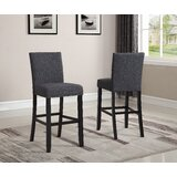 Elize Crispin 29'' Bar Stool (Set of 2) by Red Barrel Studio®
