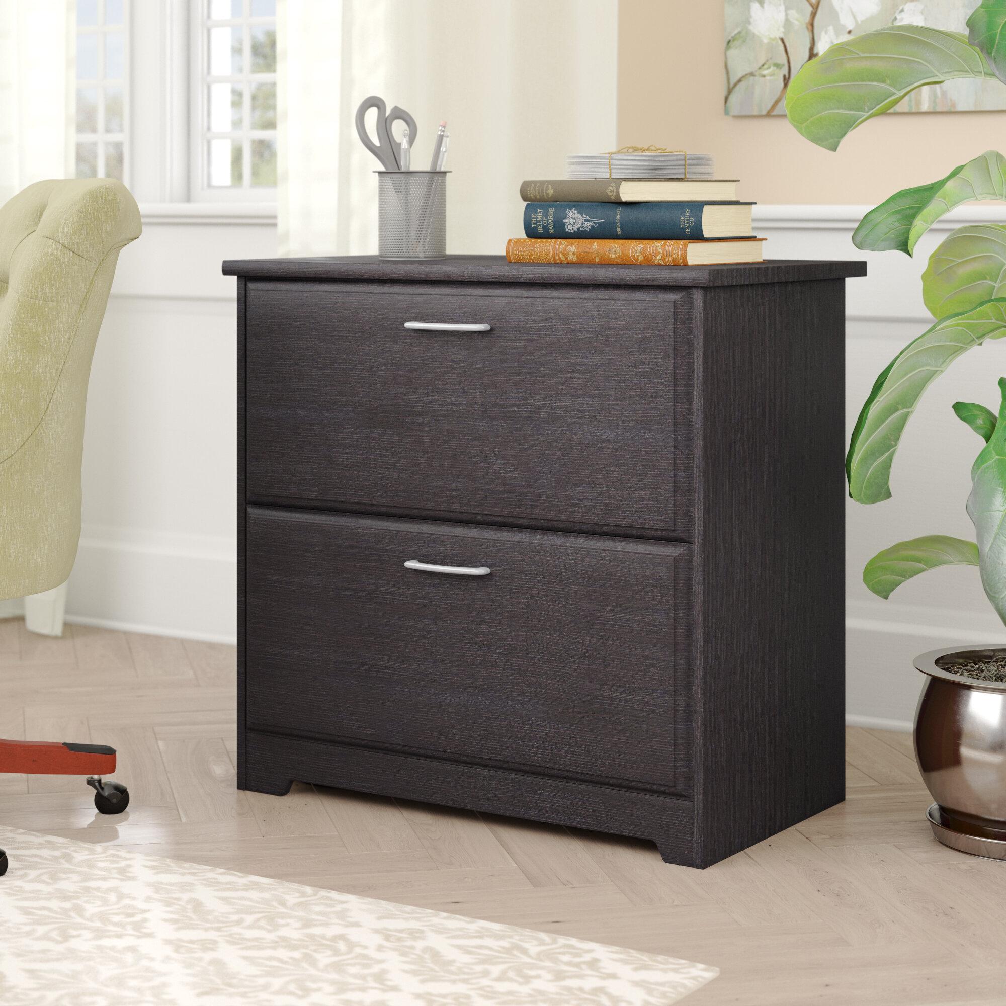 Red Barrel Studio Hillsdale 2 Drawer Lateral Filing Cabinet Reviews Wayfair