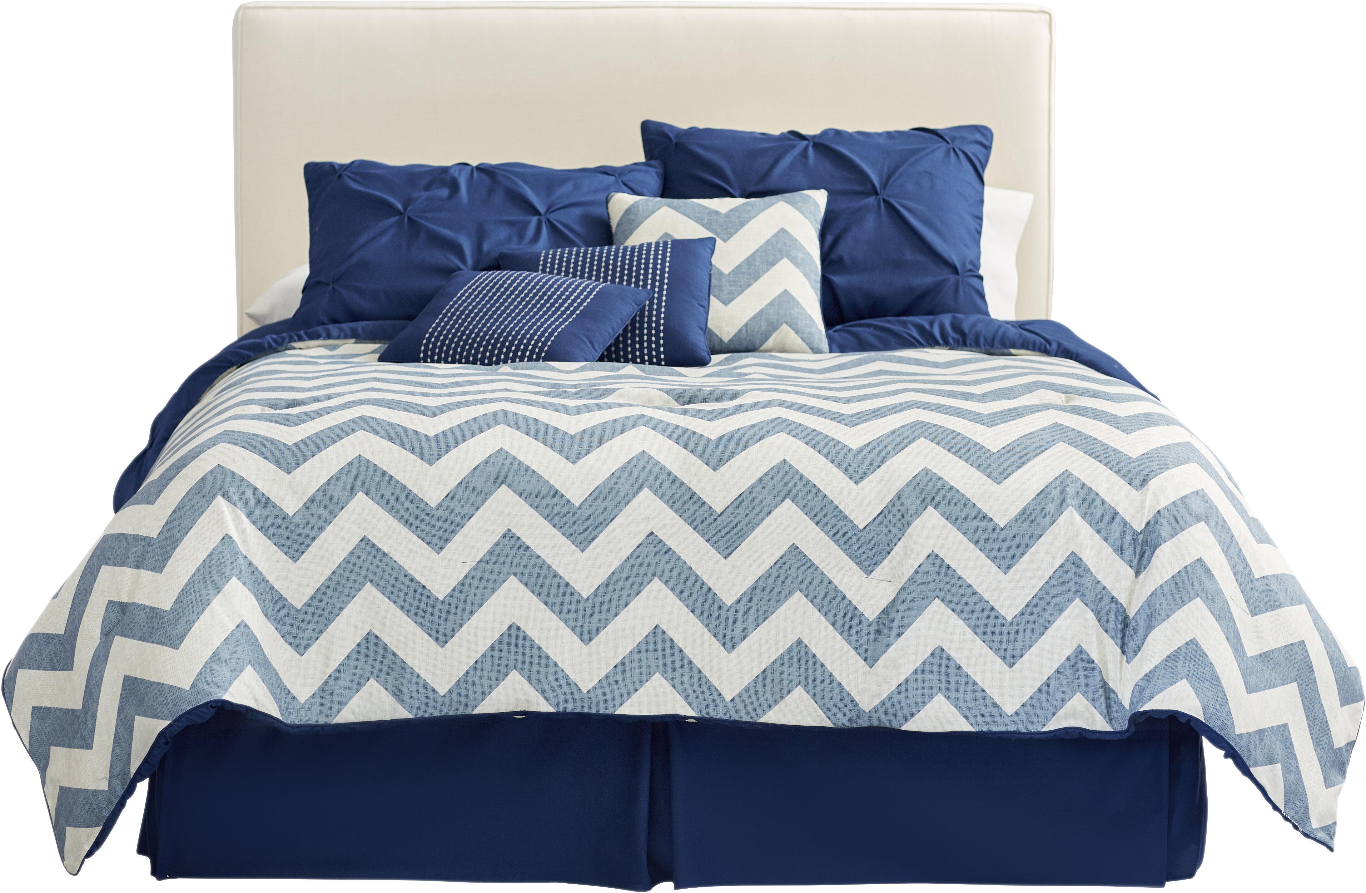 House Of Hampton Germain Reversible Comforter Set Reviews Wayfair