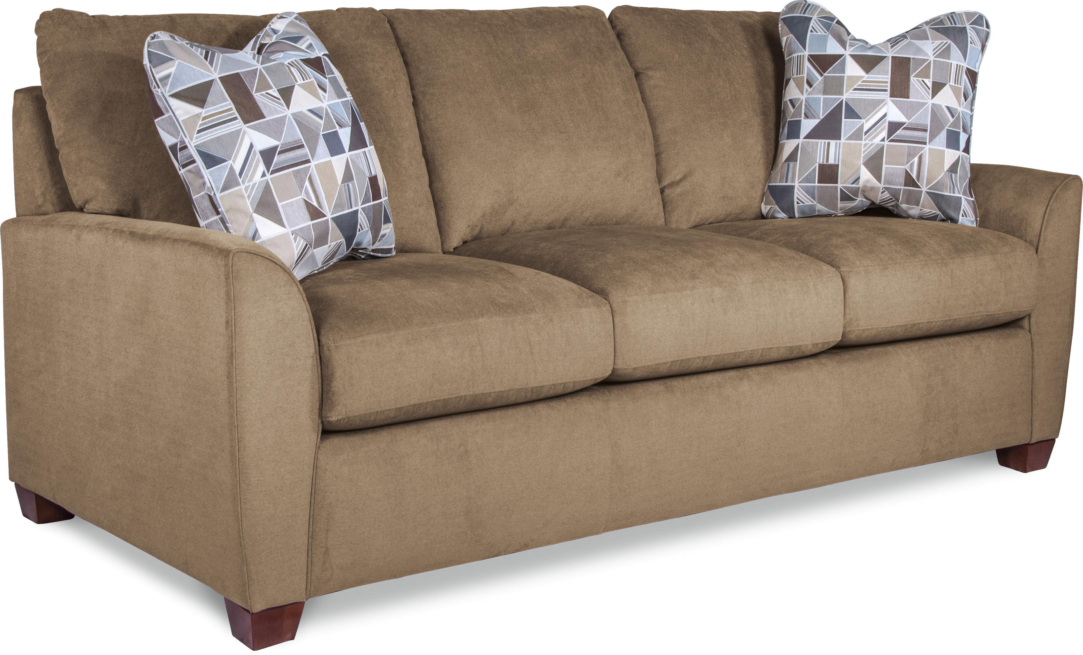La-Z-Boy Amy Premier Supreme-Comfort Sleeper Sofa & Reviews | Wayfair
