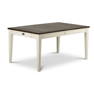 Duclos Drop Leaf Dining Table by Highland Dunes