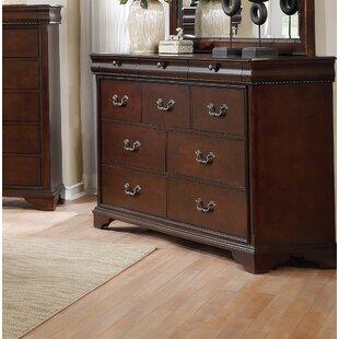Fenwick Landing 3 Drawer Double Dresser