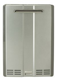 Ultra 9.8 GPM Liquid Nature Gas Tankless Water Heater By Rinnai