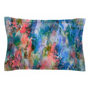 Ebi Emporium 'The Nexus, Blue Coral' Painting Sham