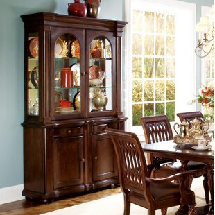 Bernhardt Belmont Lighted China Cabinet