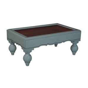 Delightful Becker Shadow Box Coffee Table