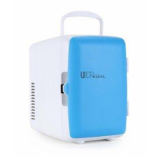 0.14 cu. ft. Compact Refrigerator