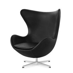 Orren Ellis Tomko Swivel Lounge Chair