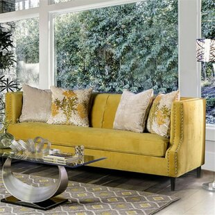Shop Shields Sofa by Everly Quinn