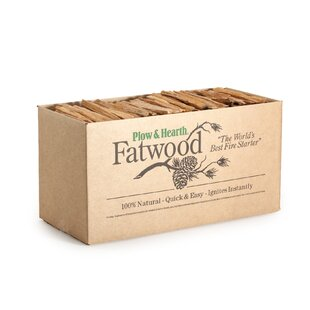 Discount Fatwood Fire Starter Plow & Hearth
