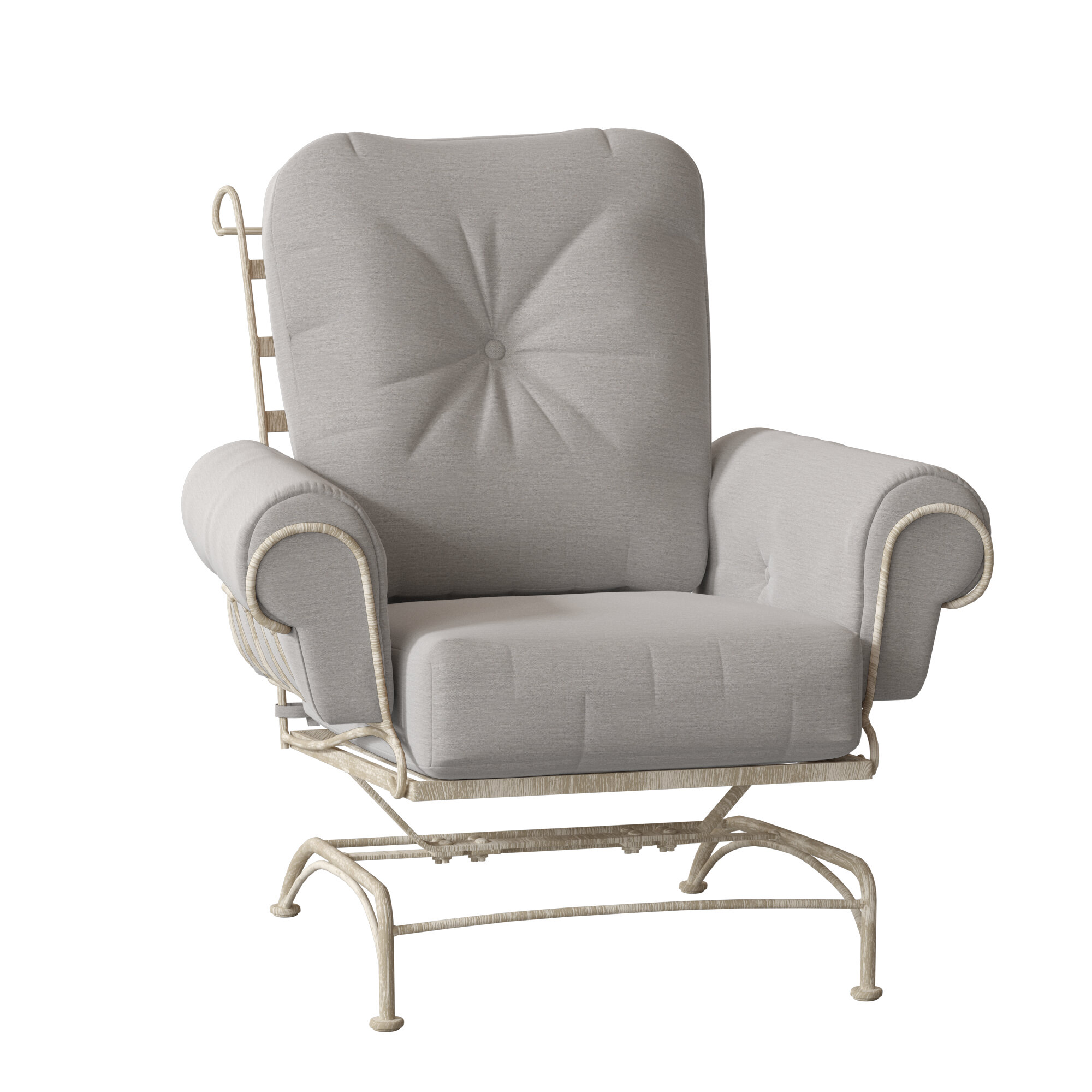 Woodard Terrace Patio Chair With Cushions Perigold