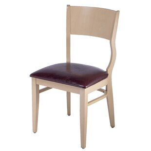 Naughton Upholstered Dining Chair (Set of 2) by Winston Porter