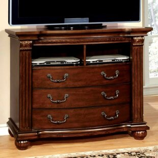 Rothe Media 3 Drawer Chest