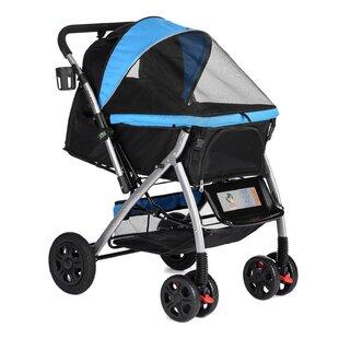 Pet Rover Premium Folding Standard Stroller