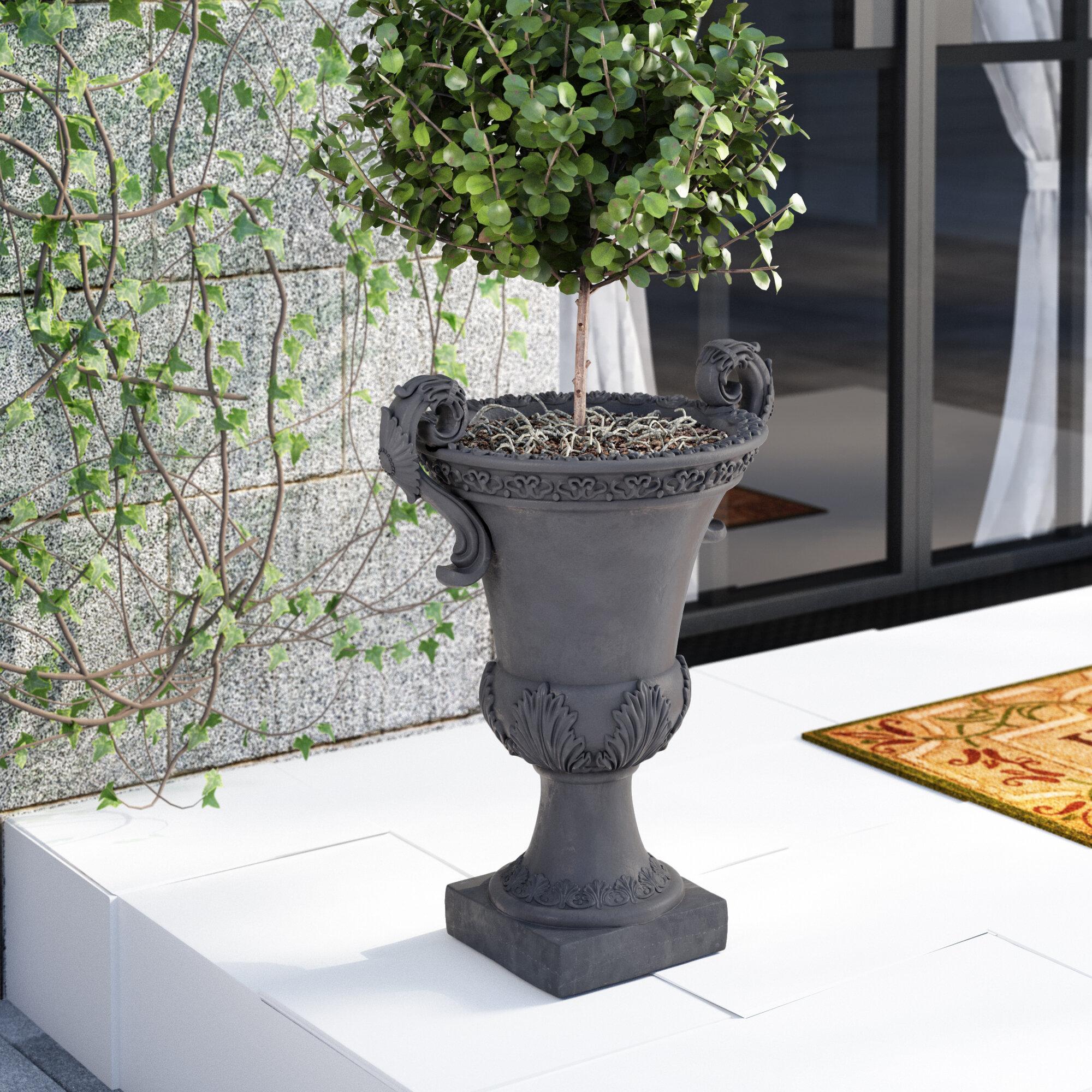 Giroux Chalice Concrete Urn Planter