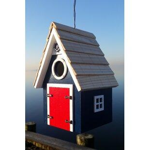 Home Bazaar Dockside 8 in x 5.5 in x 5 in Birdhouse