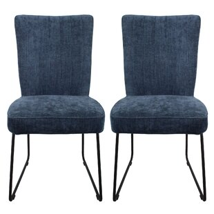 Josee Upholstered Dining Chair (Set Of 2) By Ebern Designs