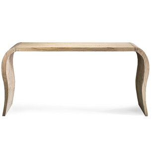 Furniture Curved Console Table By Bloomsbury Market