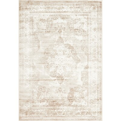 6 X 9 Ivory Amp Cream Area Rugs You Ll Love Wayfair