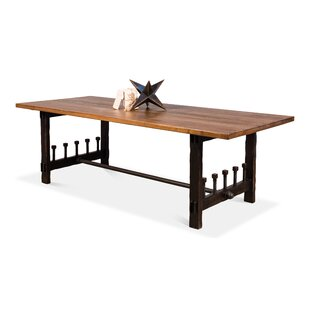 Sarreid Ltd Wood Screw Dining Table