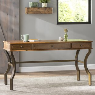 Price Check Zulema Desk by Laurel Foundry Modern Farmhouse