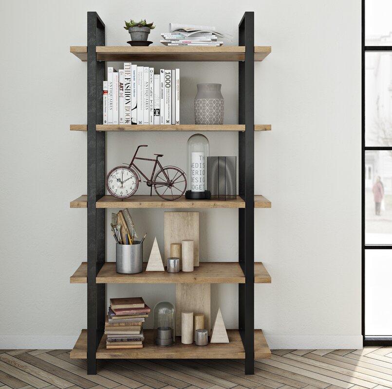 Safavieh Lantana Etagere Bookcase & Reviews   Wayfair.co.uk