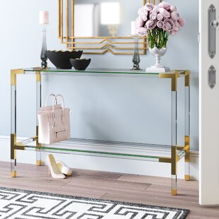 Dinapoli Console Table By Willa Arlo Interiors