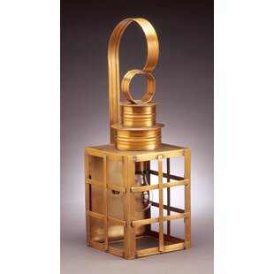 Preesall 1-Light Outdoor Wall Lantern by Darby Home Co