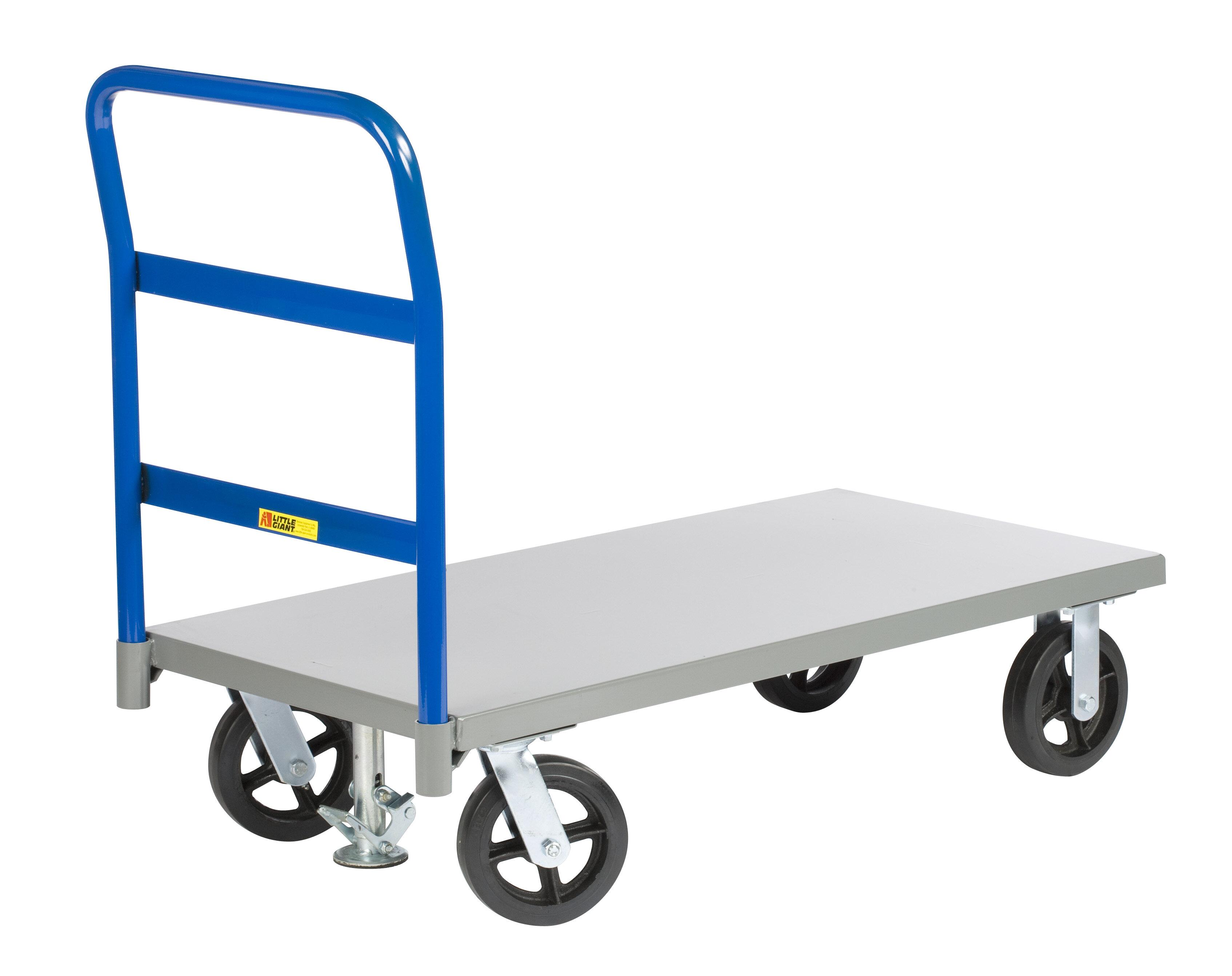 Little Giant Usa 2400 Lb Capacity Platform Dolly Wayfair