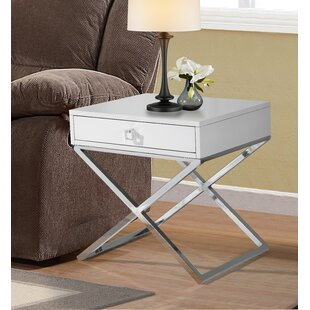 Inexpensive End Table by Wildon Home®