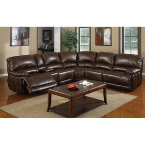 Ethan Reclining Sectional ..