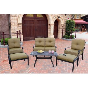 Calhoun 6 Piece Sofa Set with Cushions