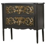 Randell 2 Drawer Accent Chest by Astoria Grand