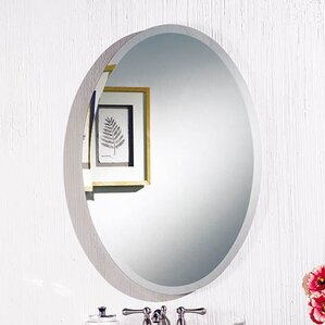 Oval Medicine Cabinets You'll Love | Wayfair