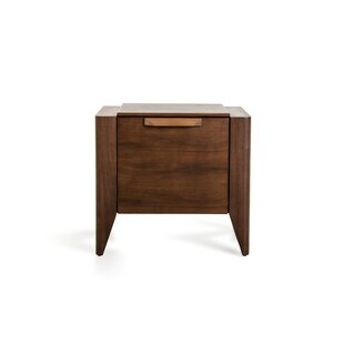 Wade Logan Newdale 1 Drawer Nightstand
