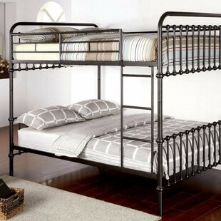 Best Reviews Copenhagen Full Over Full Bunk Bed by Harriet Bee Reviews (2019) & Buyer's Guide