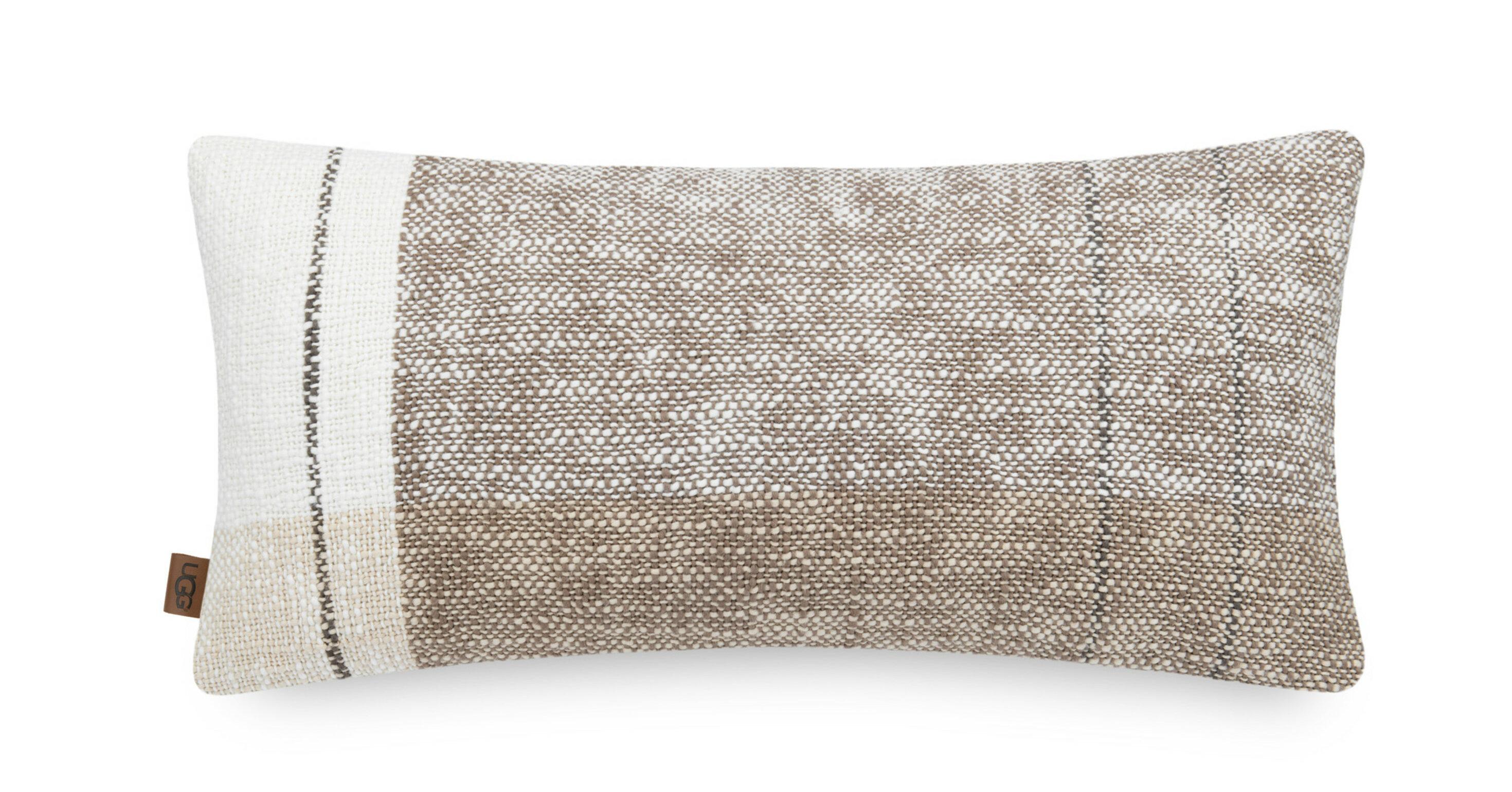 Ugg Benson Cotton Lumbar Pillow Wayfair