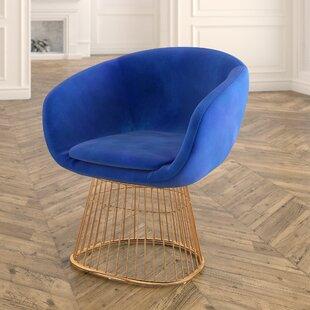 Everly Quinn Arthur Barrel Chair
