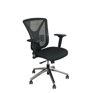 Best Reviews Fermata Mesh Task Chair by Marvel Office Furniture Reviews (2019) & Buyer's Guide