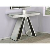 Monticello 43 Console Table by Everly Quinn