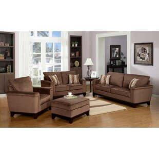 Opulence Configurable Living Room Set by Wildon Home�