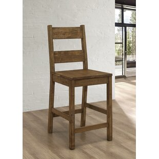 Aster 245 Bar Stool Set of 2 by Mistana
