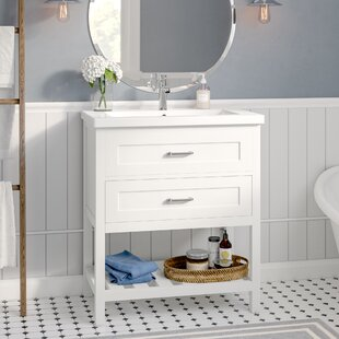 Great choice Caudillo 30 Single Bathroom Vanity Set By Rosecliff Heights