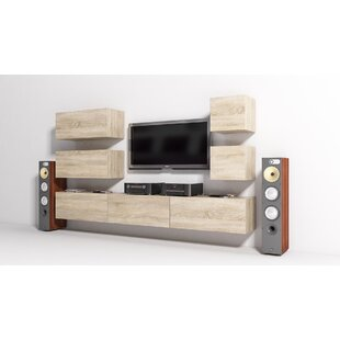 Fresno Entertainment Unit For TVs Up To 55
