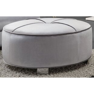 Koeller Tufted Cocktail Ottoman