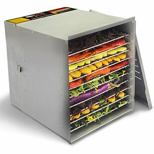 10 Trays 1000W Stainless Steel Food Dehydrator