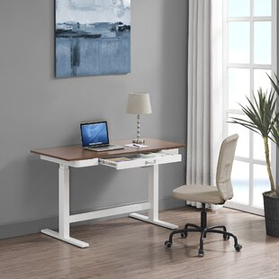 Manville Desk by Highland Dunes