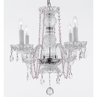 House of Hampton Kennemer 4-Light Candle ..