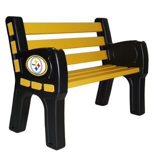 NFL Wooden Park Bench by Imperial International